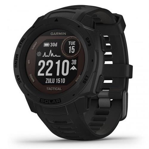 שעון דופק Garmin Instinct Solar Tactical