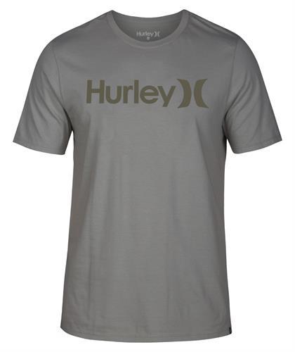 HURLEY O&O SOLID TEE
