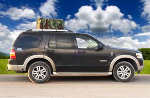 """תיגג - תיק לגג לרכב - 480 ליטר  """"כל הבגאג' על הגג"""""""