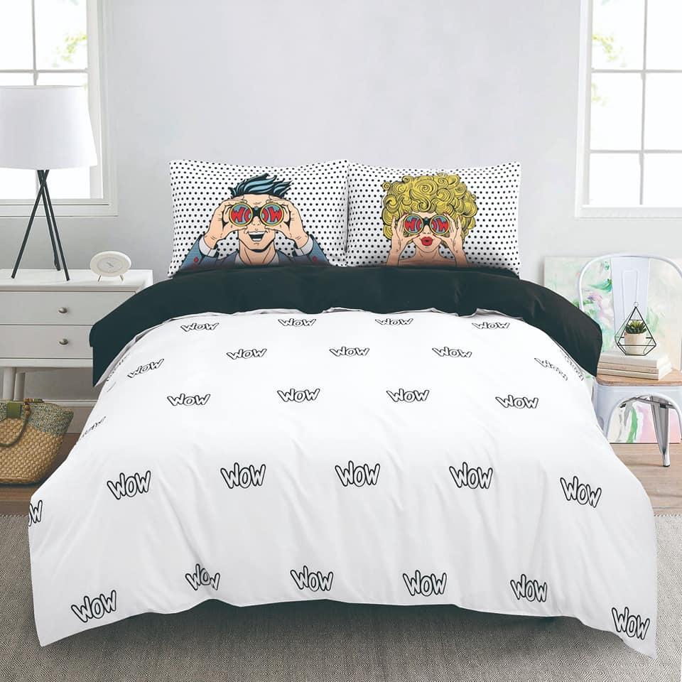 סט מיטה וחצי דגם סוזנה