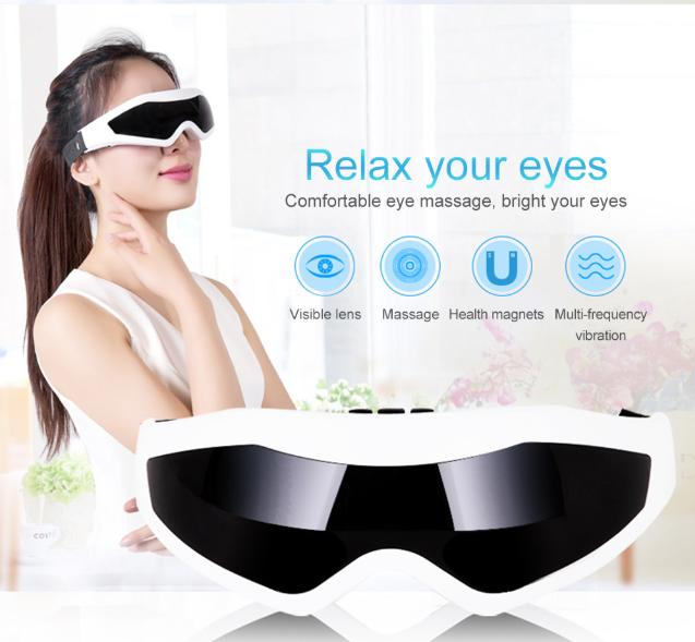 משקפי תרפיה למיגרנה- Therapy massager