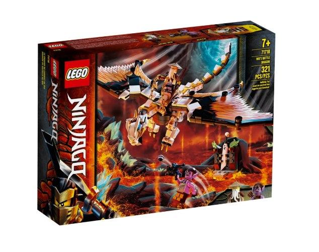 Lego Ninjago 71718