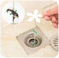 הפרח שימנע את הסתימות במקלחת