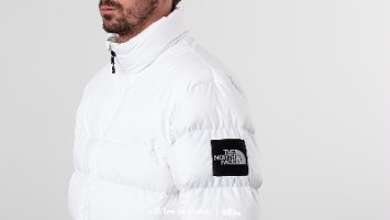 THE NORTH FACE 1992 NUPTSE JACKET White מעיל