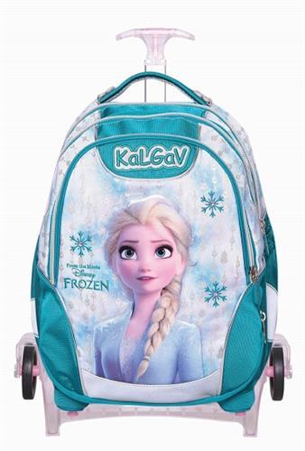 תיק אלזה פרוזן טורקיז Schoolbag T Frozen Elsa