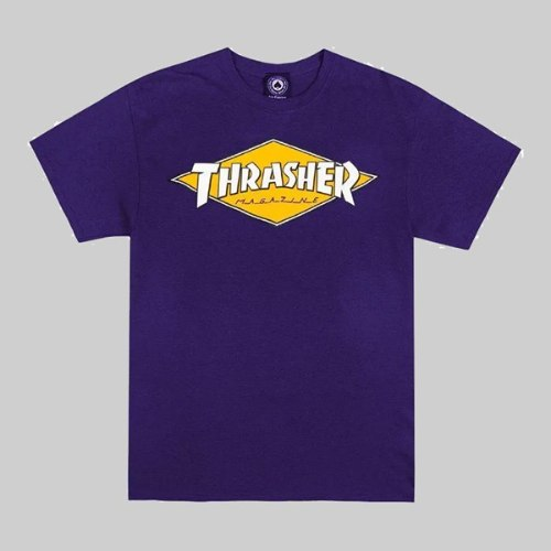 Thrasher Diamond Logo S/S