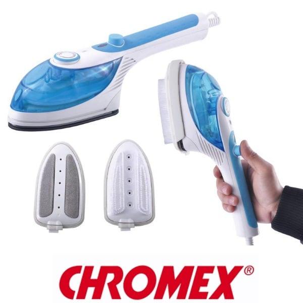 CHROMEX מגהץ אדים קיטור נייד דגם CH107
