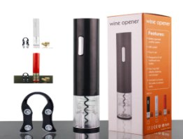 פותחן יין חשמלי גדול