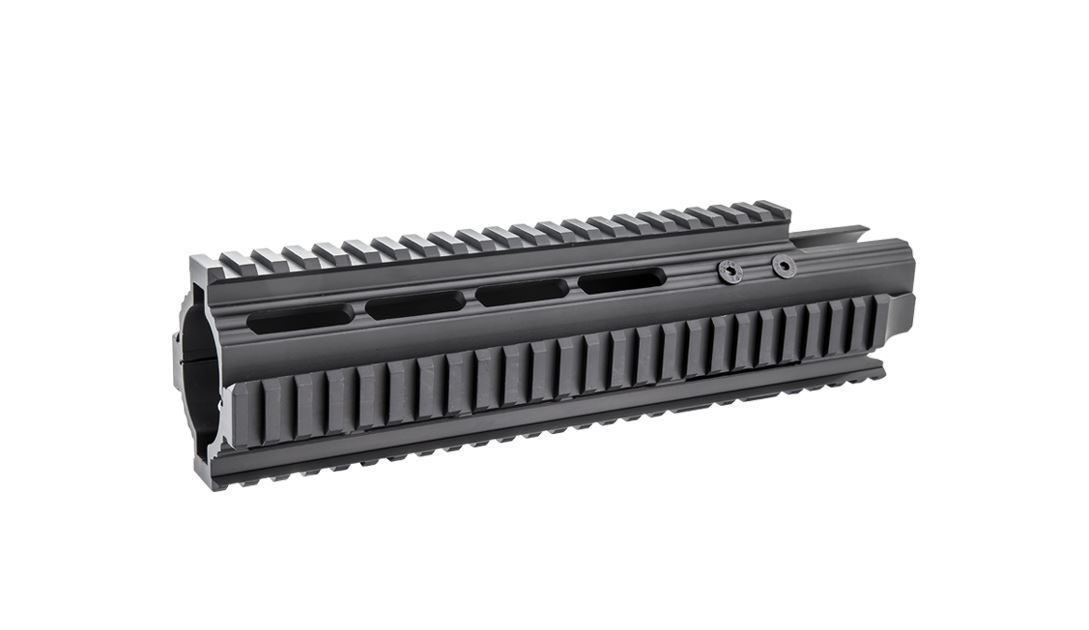 SVD / DRAGUNOV Picatinny Aluminum Quad Rails