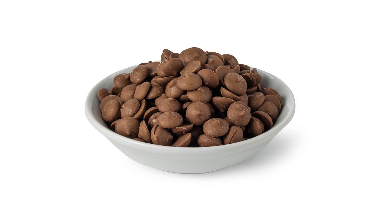 שוקולד חלב מטבעות 100 גרם