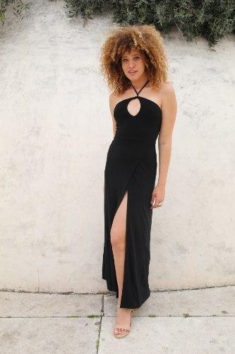 שמלת מור שחורה