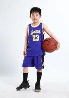 תלבושת כדורסל ילדים  לברון גיימס (לייקרס)