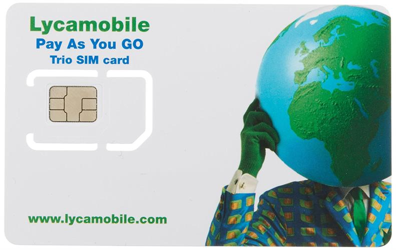 כרטיס סים 5 גיגה רשת T MOBILE