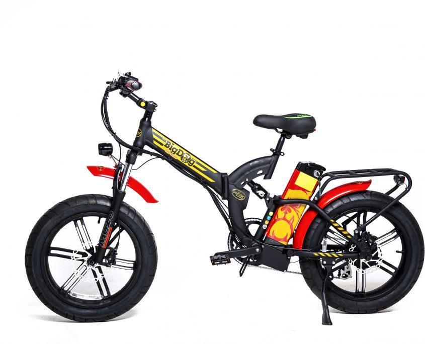 אופניים חשמליים – BIG DOG OFF ROAD