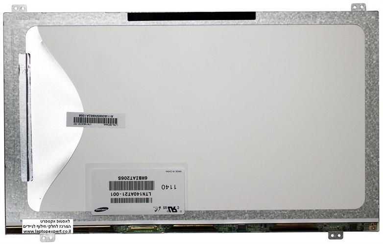 החלפת מסך למחשב נייד Samsung LTN140AT21 - W01 LCD screen 14 inch LED 1366x768 WXGA HD