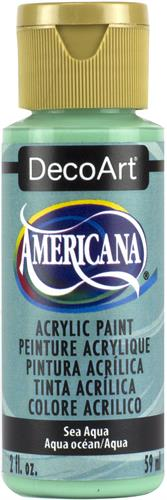 """צבע אמריקנה 59 מ""""ל Sea Aqua DA046"""