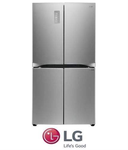 מקרר 4 דלתות של חברת LG   GR- B708