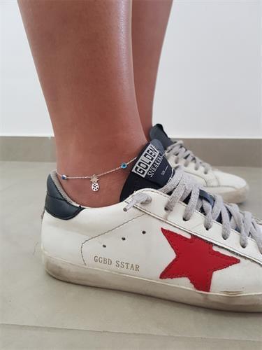 צמיד רגל אננס