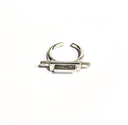 טבעת טוני כסף