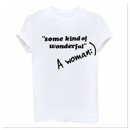 חולצות העצמה 2018 SOME KIND OF..A WOMAN