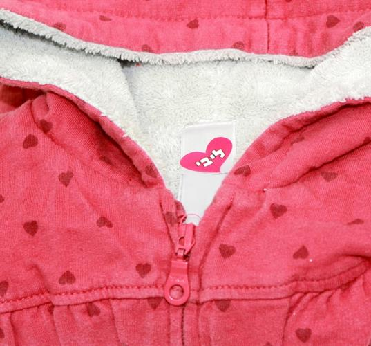 תוויות גיהוץ לבבות