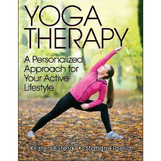 Yoga Therapy : A Personalized Approach for Your Active Lifestyle