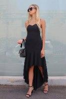 שמלת מקסי מלמלות MAZIG