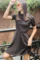 שמלת קלוש זואי שחורה
