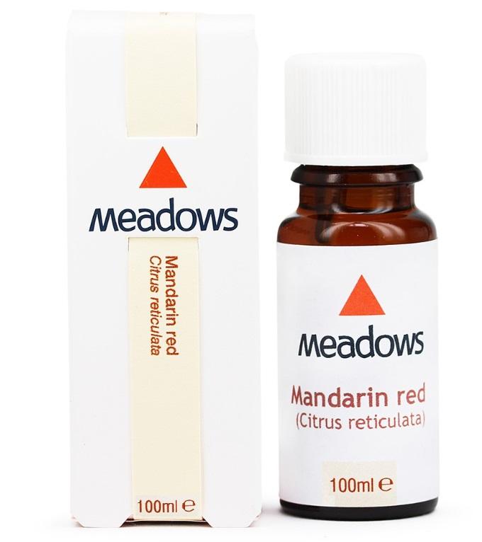 """שמן ארומתרפי מנדרינה אדומה 100 מ""""ל - Mandarin (Red) Essential Oil 100cc"""