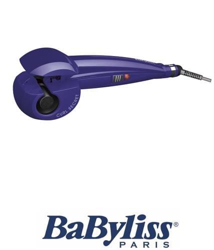 BaByliss מסלסל שיער CURL SECRET  דגם C904 גוון כחול סגול