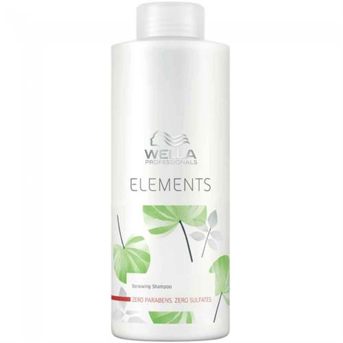 Wella Elements Shampoo 1000ml שמפו
