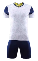 חליפת כדורגל לבן כחול טוטנאהם