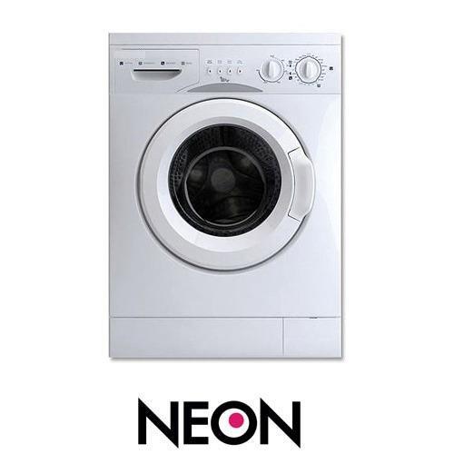 """מכונת כביסה פתח קידמי Neon NE-WM9000 9 ק""""ג"""