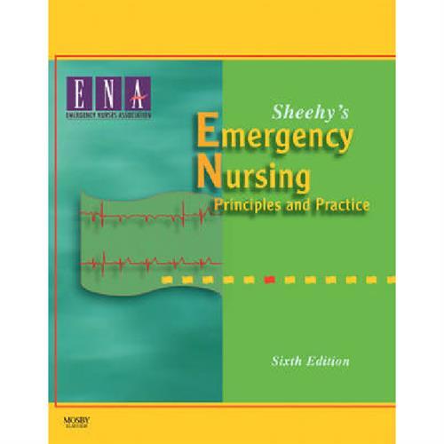 Sheehy´s Emergency Nursing: Principles and Practice