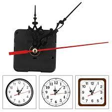 מנגנונים שונים לשעוני קיר