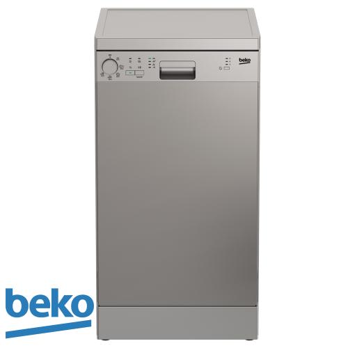 beko מדיח כלים צר דגם: DFS-05010X מתצוגה !