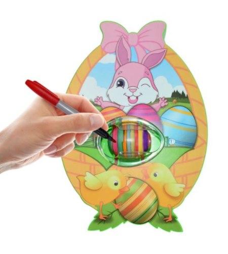ערכת יצירה - קישוט הביצים