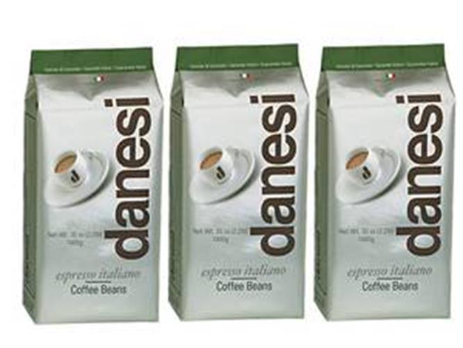 פולי קפה דנסי אמרלד 3 קג - Danesi Emerald