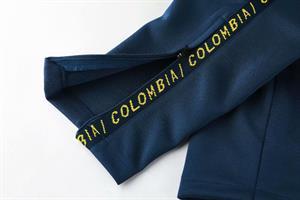 אימונית קולומביה עם רוכסן 2019