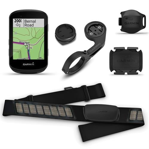 מחשב רכיבה Garmin Edge 530 Sensor Bundle