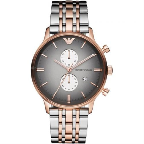 שעון אמפוריו ארמני לגבר Ar1721