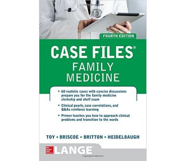 Case Files Family Medicine