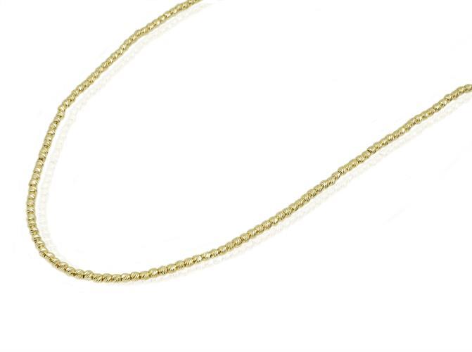 שרשרת כדורי זהב |שרשרת זהב לאישה