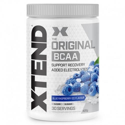 XTEND BCAA 30 מנות הגשה אריזה חדשה
