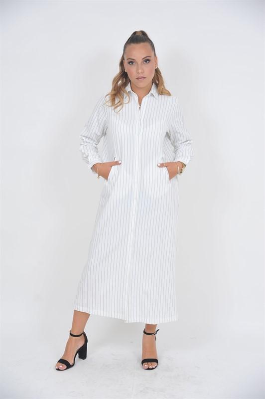 שמלת מקסי סטייל