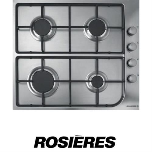 ROSIERES כיריים גז יוקרתיות דגם RTL640SEINISR
