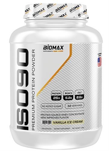 חלבון ISO 90 BIOMAX PREMIUM