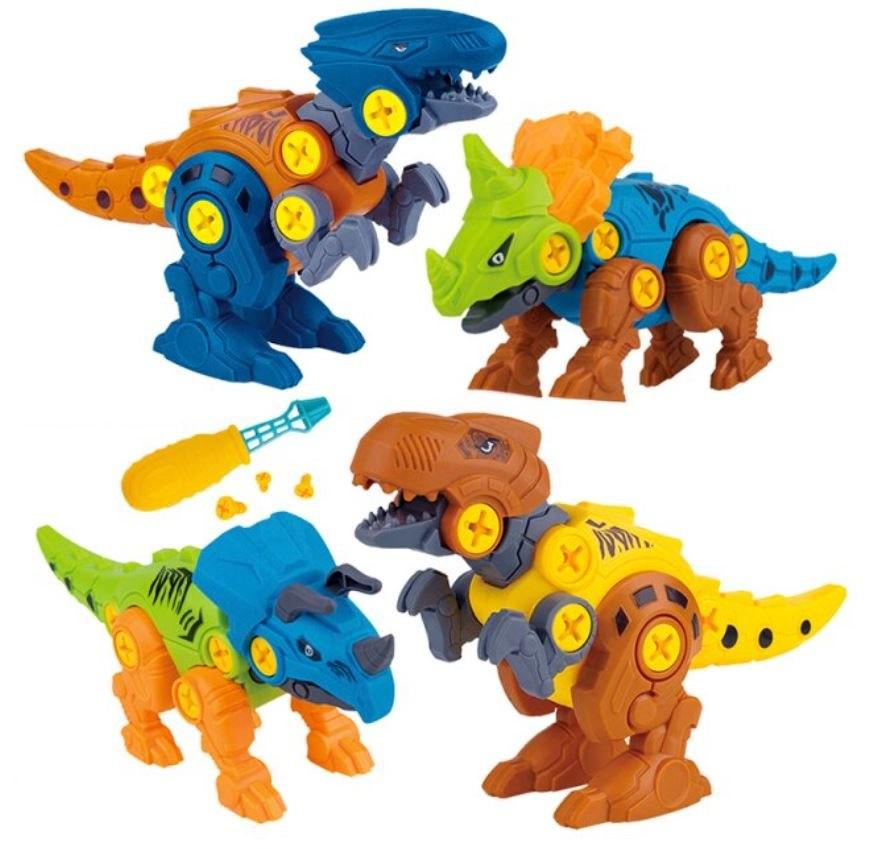 ערכת דינוזאורים להרכבה