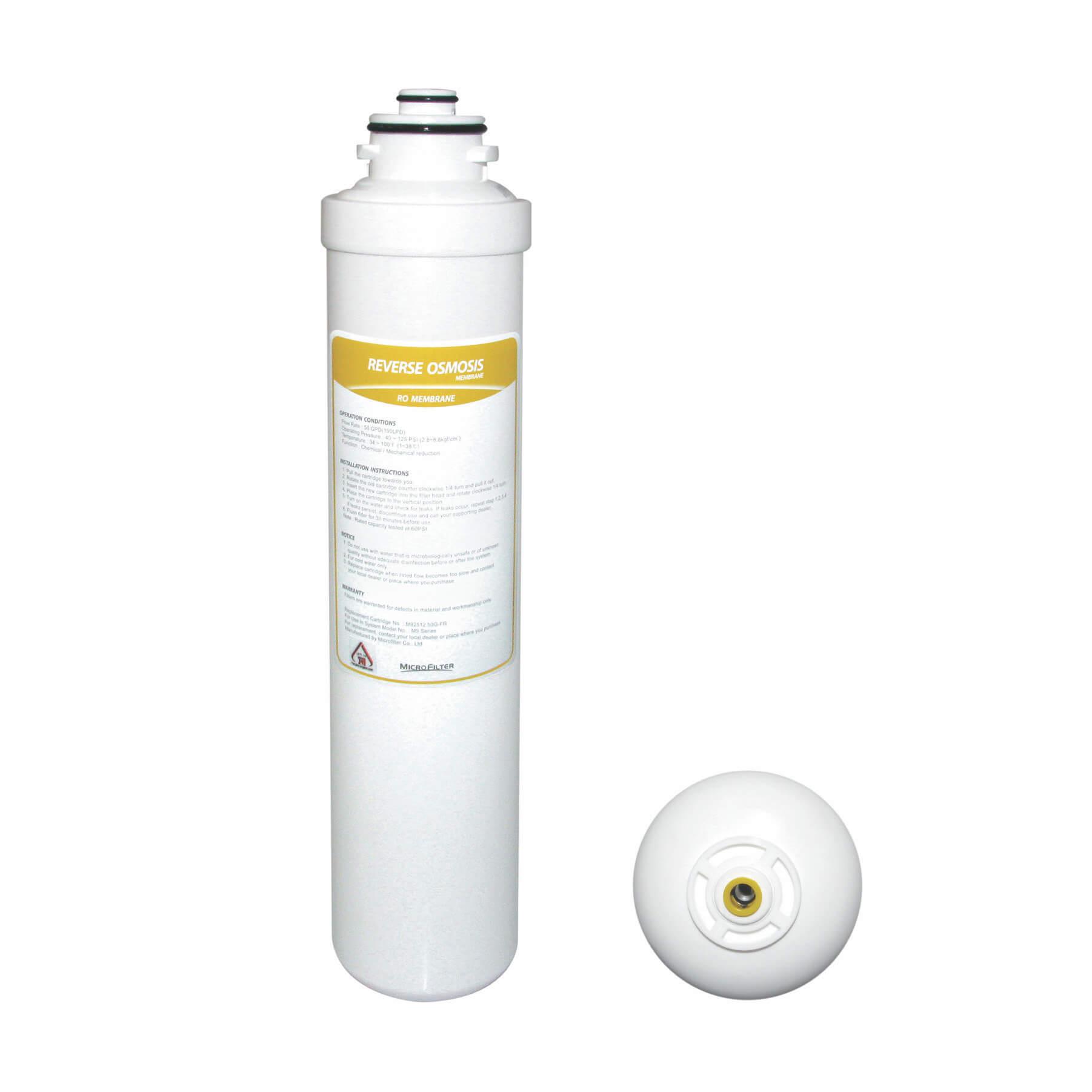 M9 - סנן צהוב ממברנה - Microfilter