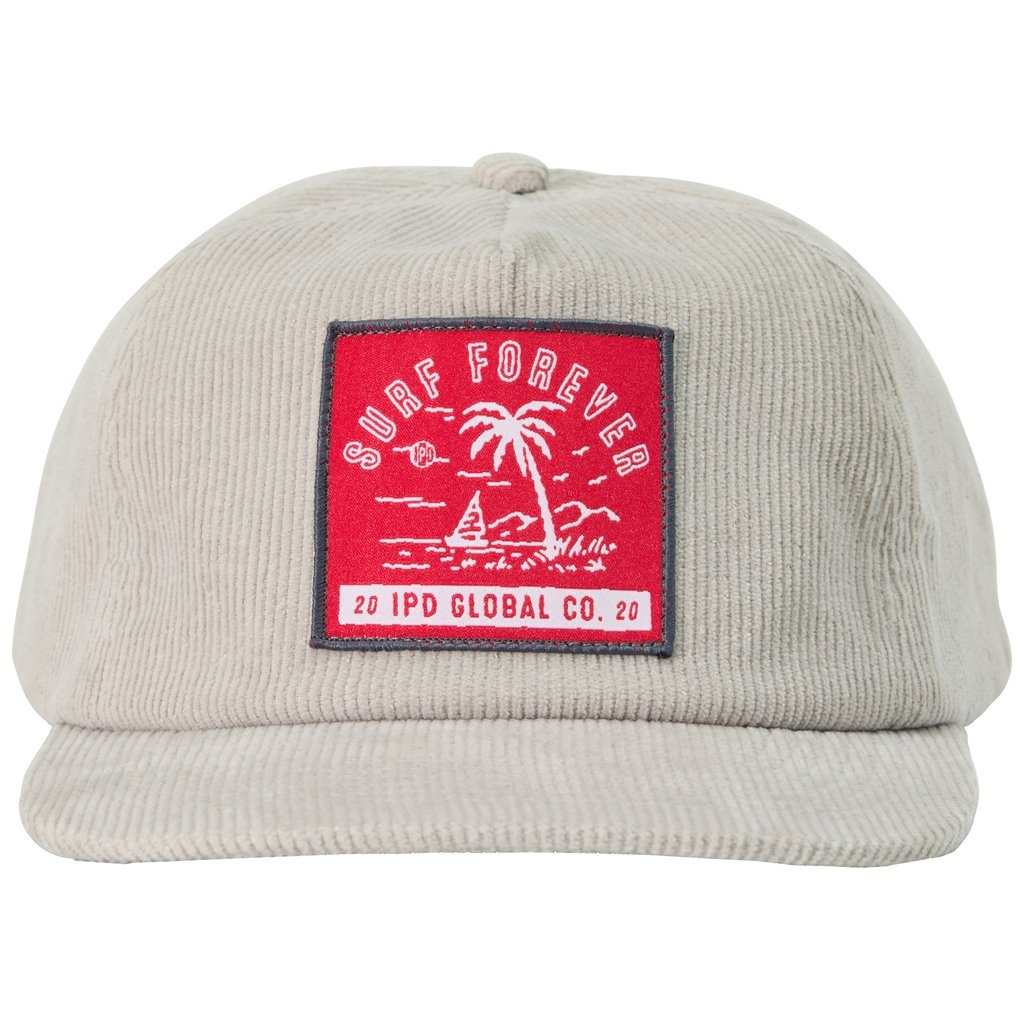 IPD SURF FOREVER PALM CORD HAT